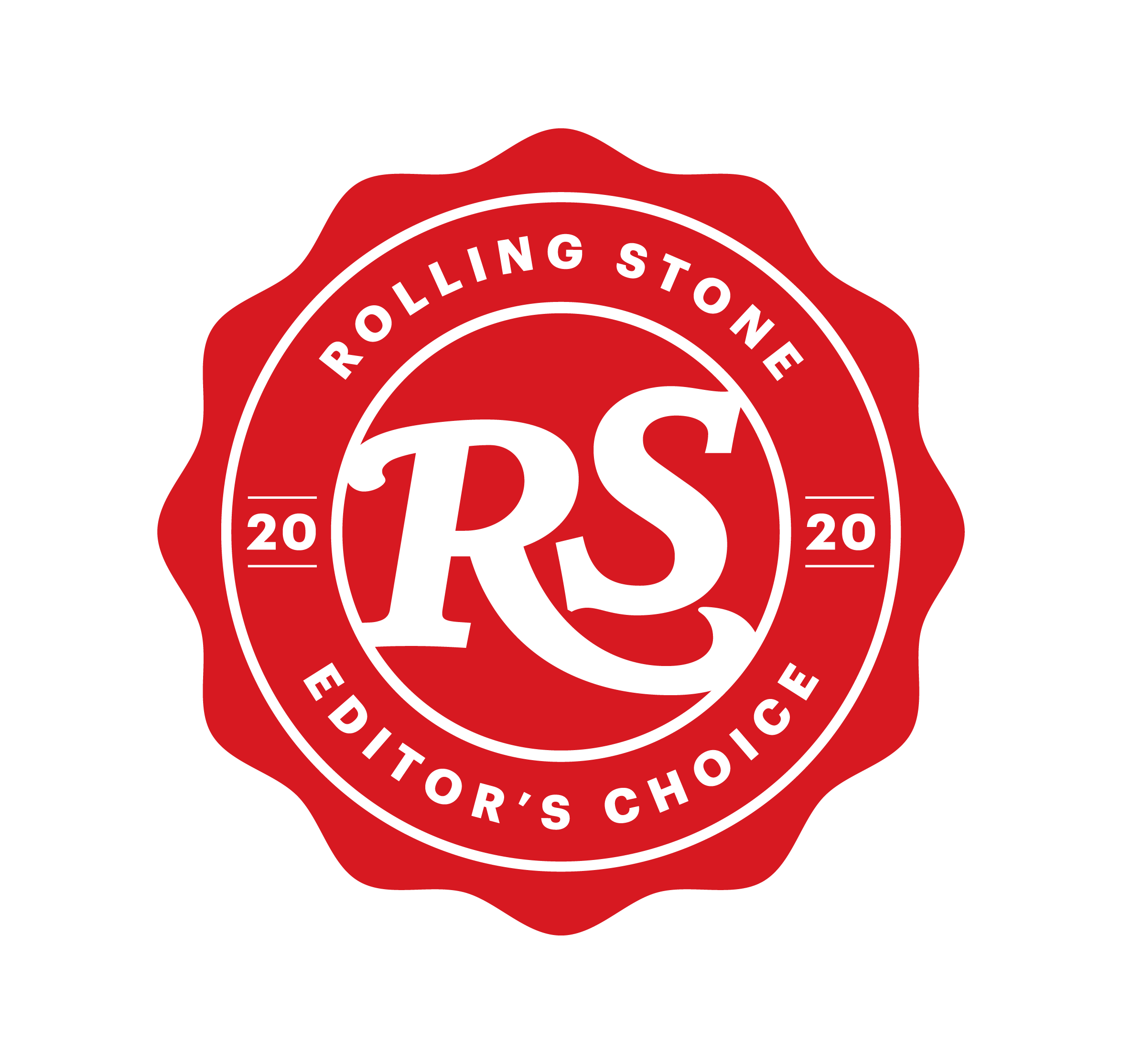 """Rolling Stone """"Editor's Choice 2020"""""""