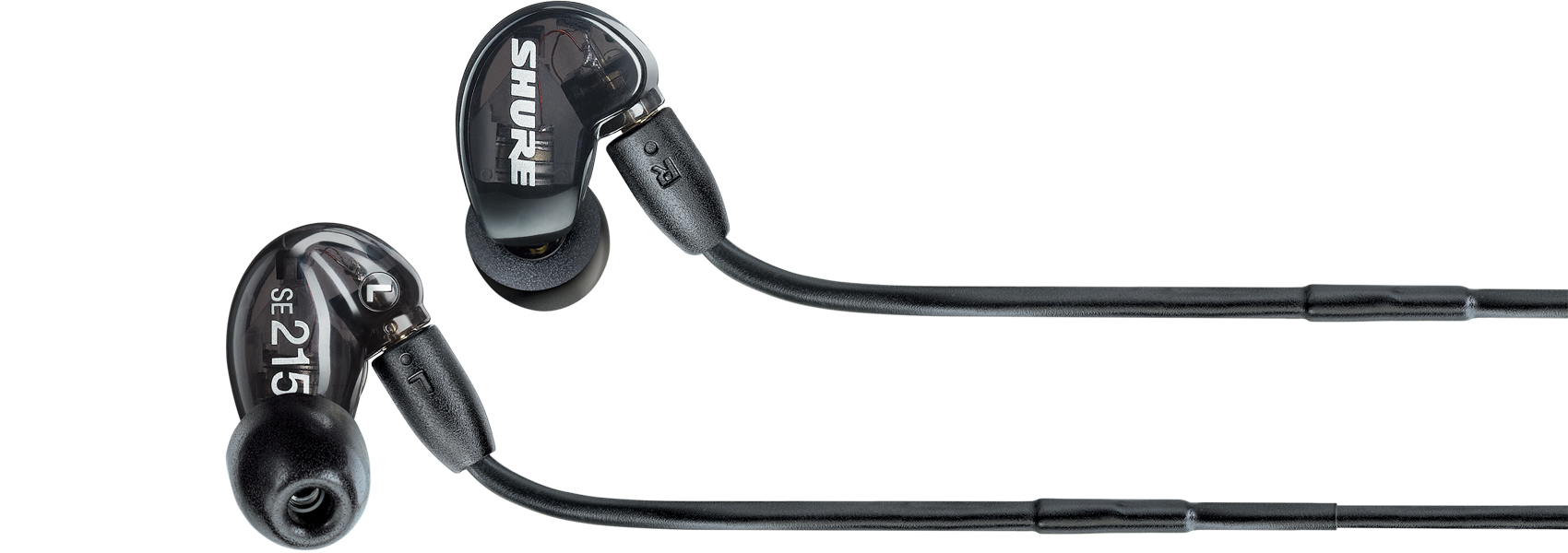 Illustration Shure SE215 Sound Isolating Earphones