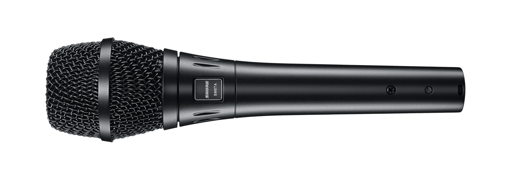 Illustration Shure SM87A Vocal Microphone