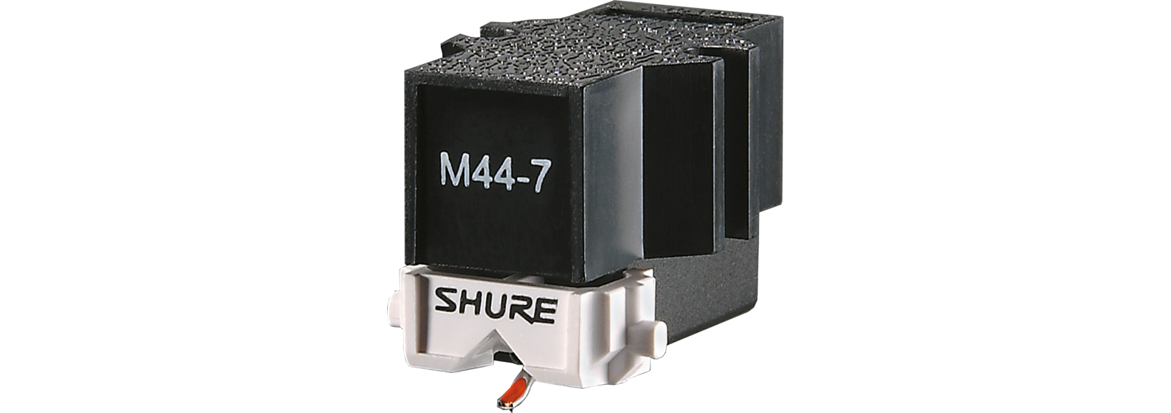 Illustratie Shure M44-7 draaitafel element