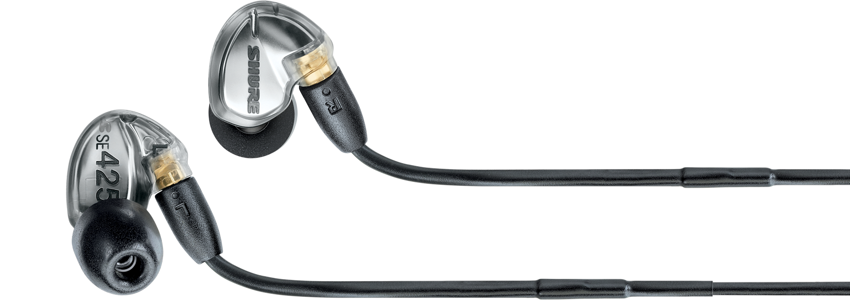 Illustration Shure Sound Isolating™ Earphones