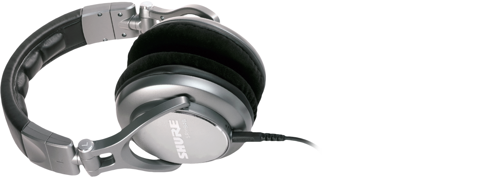Illustration Shure SRH940 Professional Reference Headphones