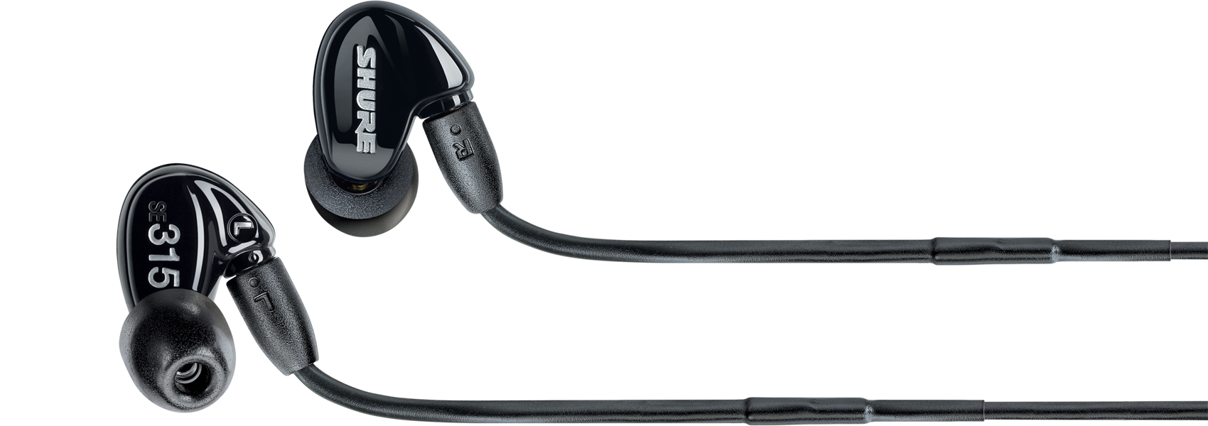 Illustration Shure SE315 Sound Isolating Earphones