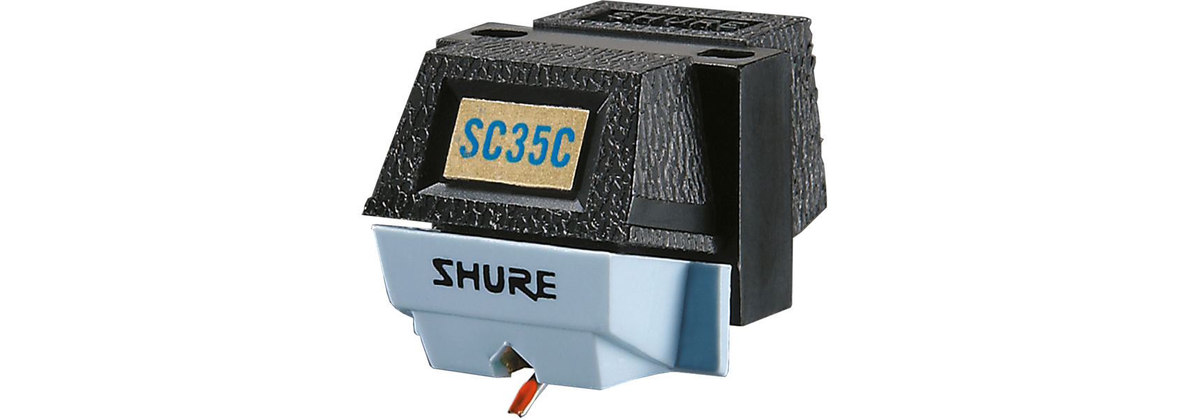 Illustration Shure SC35C Phono Cartridge