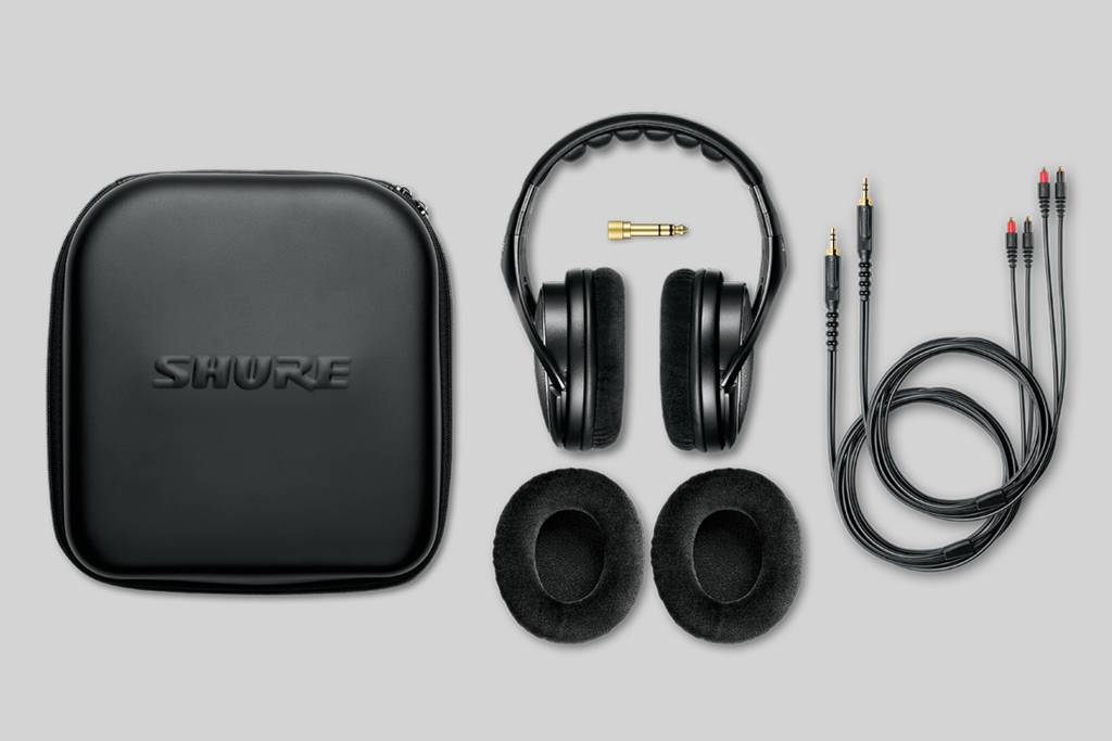 Illustration Shure SRH1440 Professional Open Back Headphones