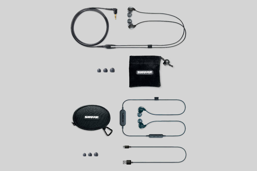 Illustration Shure SE112 Sound Isolating™ Earphones