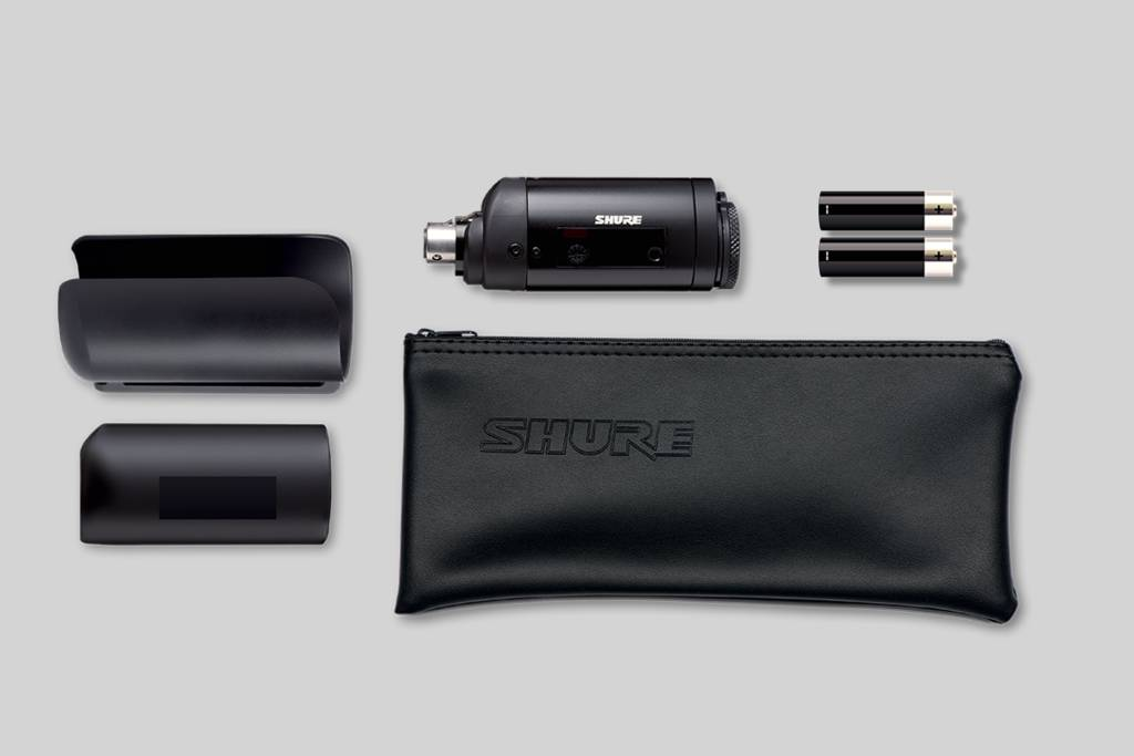 Illustration Shure FP3 Plug-on Transmitter for FP Wireless