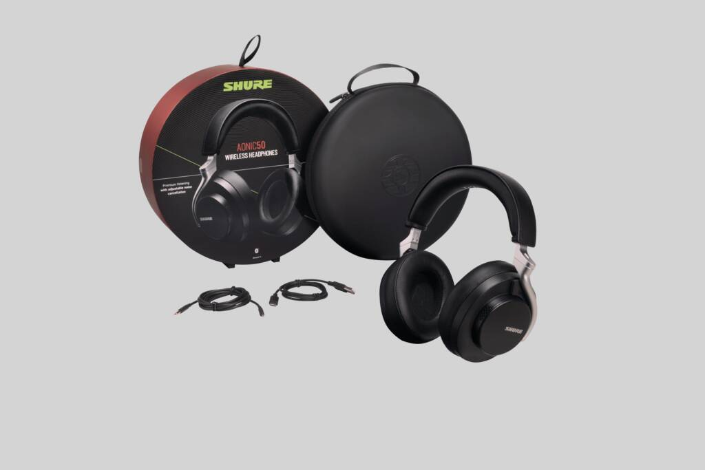 Immagine Shure Cuffie Wireless con Noise Cancelling