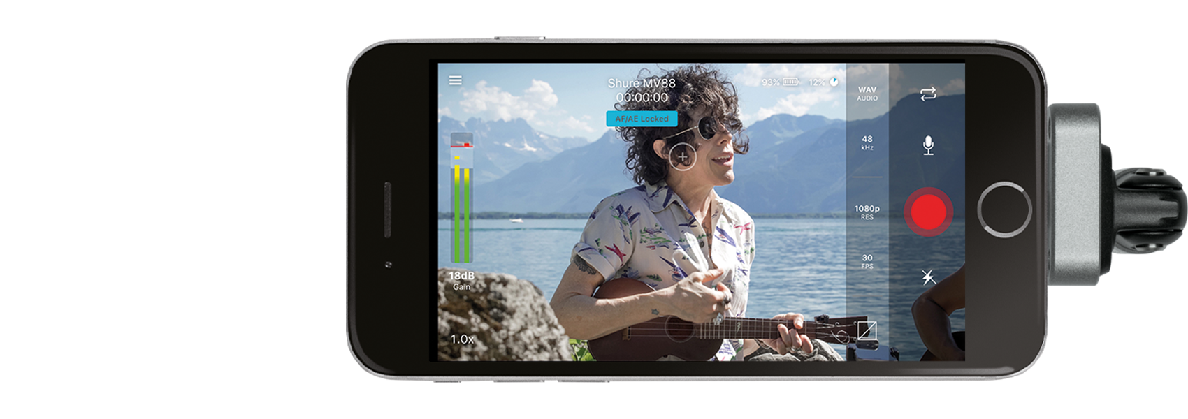 Immagine Shure SHUREPLUS™ MOTIV™ VIDEO APP