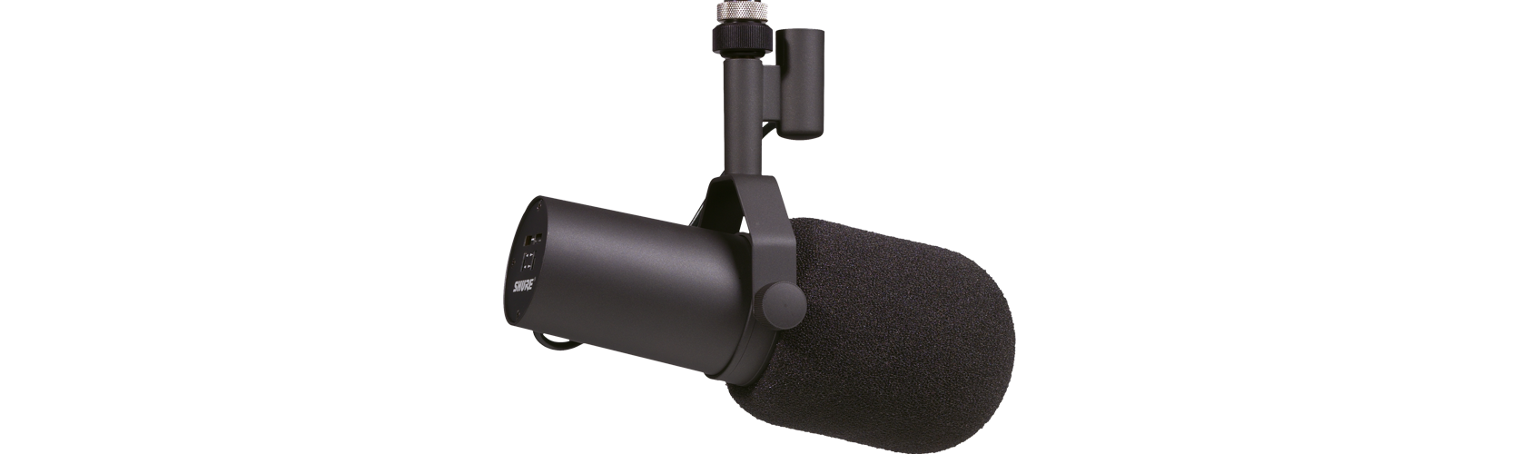 Illustration Shure Microphone de studio SM7B
