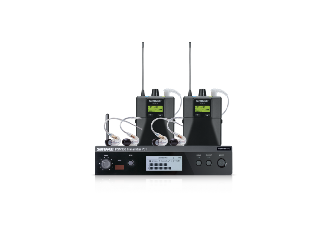 PSM 300 - Stereo Personal Monitor System