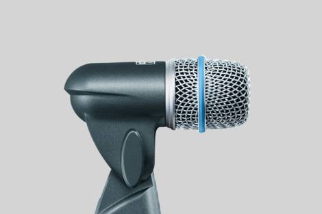 Illustration Shure BETA 56A-X