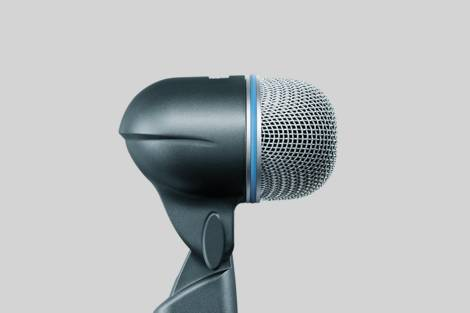 Illustration Shure Beta 52A