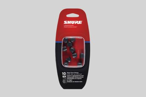 Illustration Shure EABKF1-10M