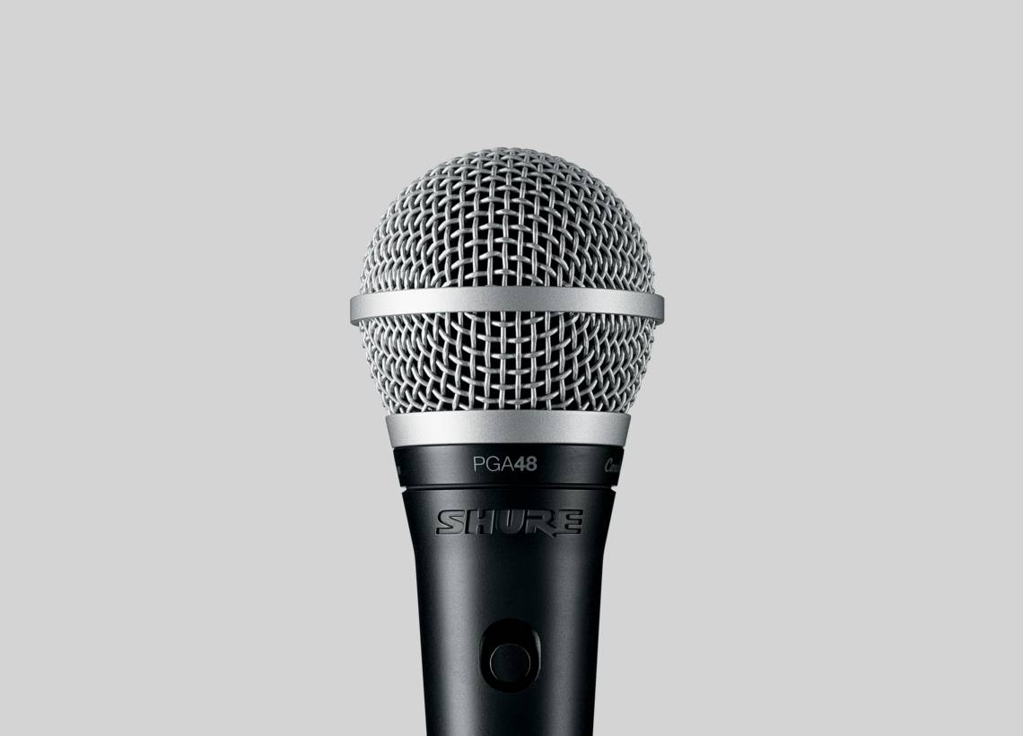 Minh họa Shure Cardioid Dynamic Vocal Micro