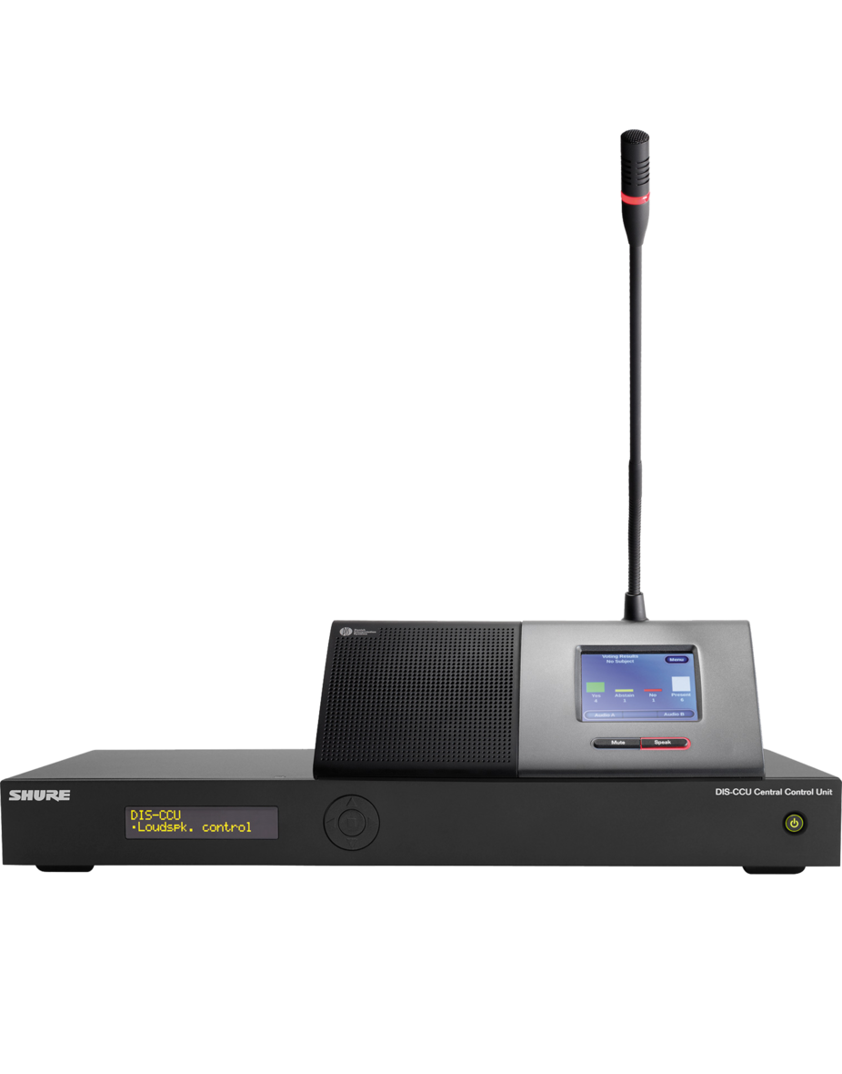 DCS 6000 - Digital Conference System