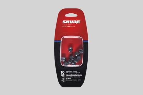 Illustration Shure EABKF1-10S