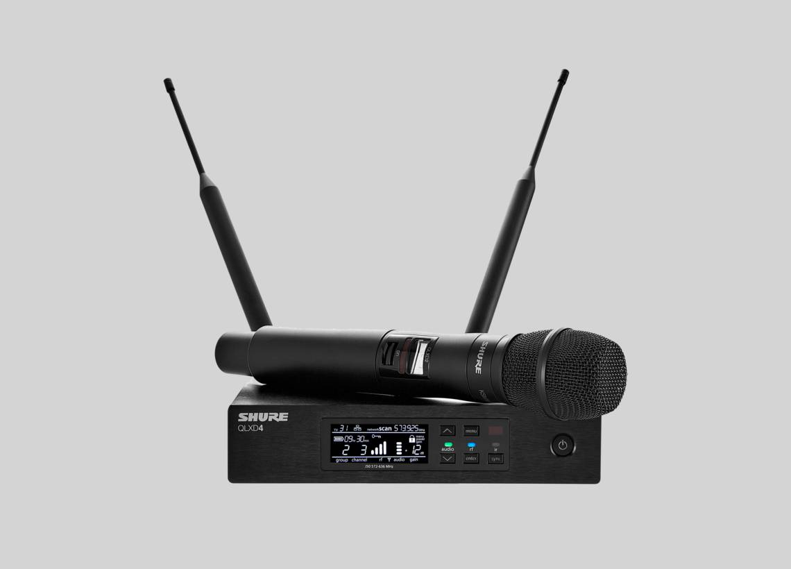 QLX-D® - Digital Wireless Systems