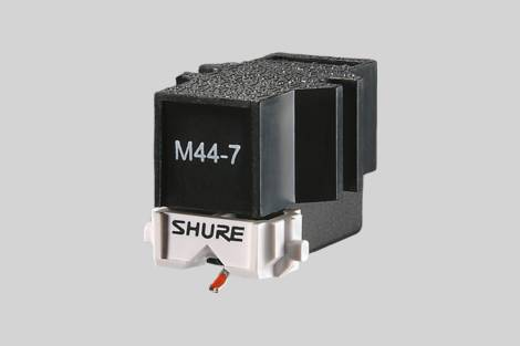 Illustration Shure M44-7