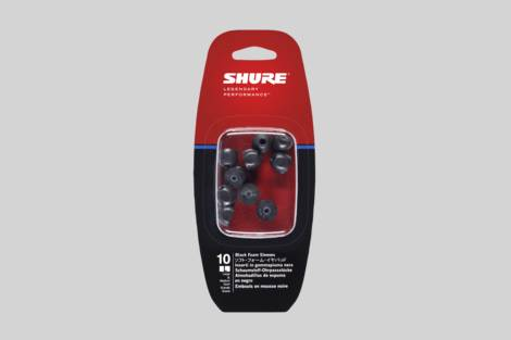 Illustration Shure EABKF1-10L