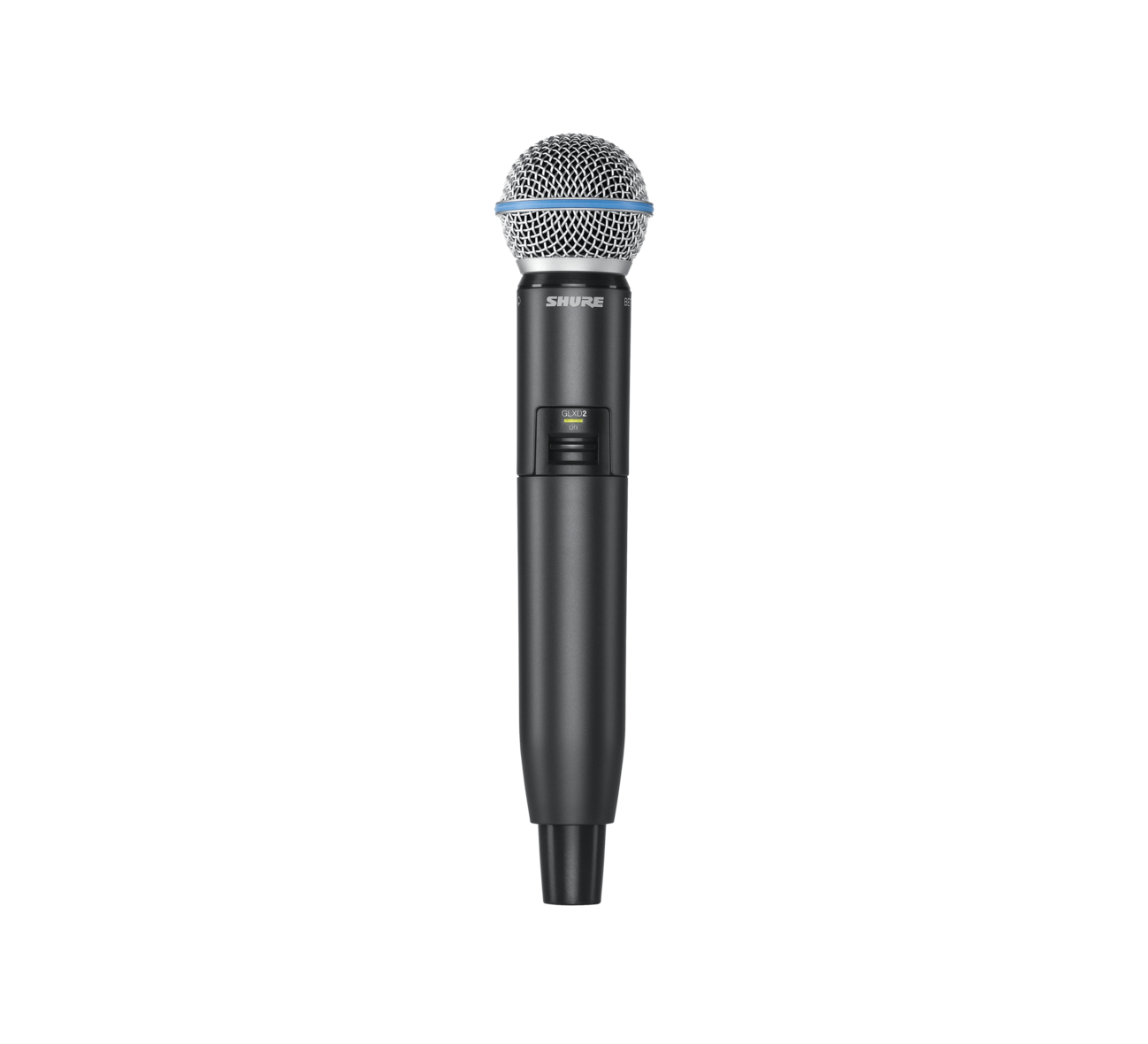 Z2 Shure GLXD2//SM58 Wireless Handheld Microphone Transmitter