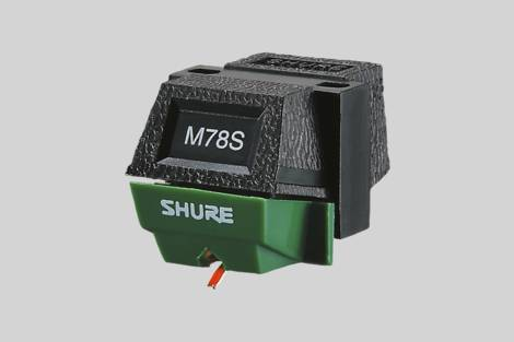 Illustratie Shure M78S