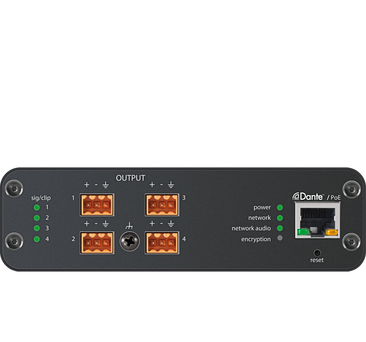 ANI4OUT - Audio Network Interface