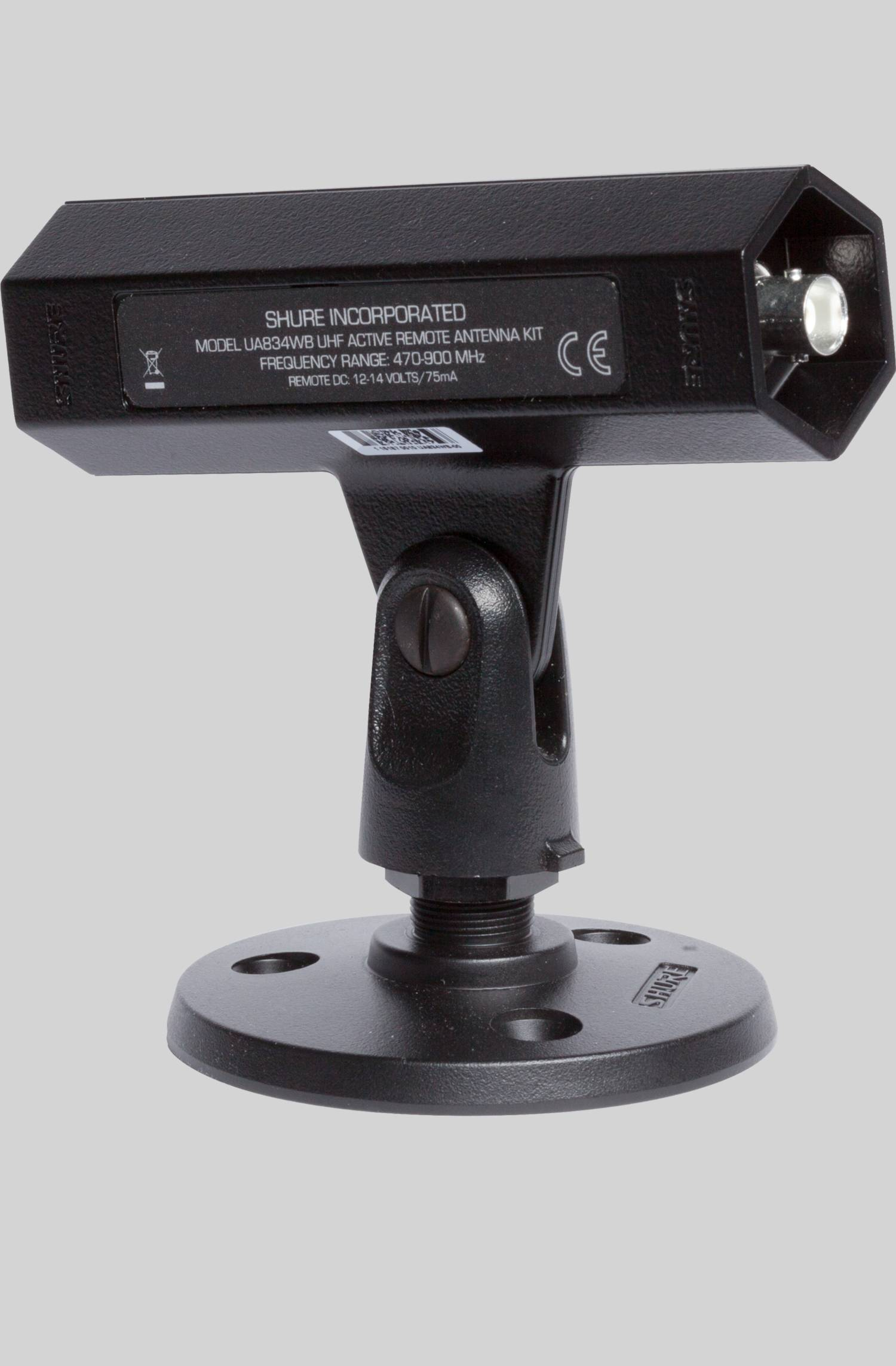 Shure UA834WB In-Line Antenna Amplifier