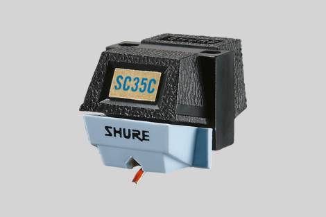 Illustration Shure SC35C