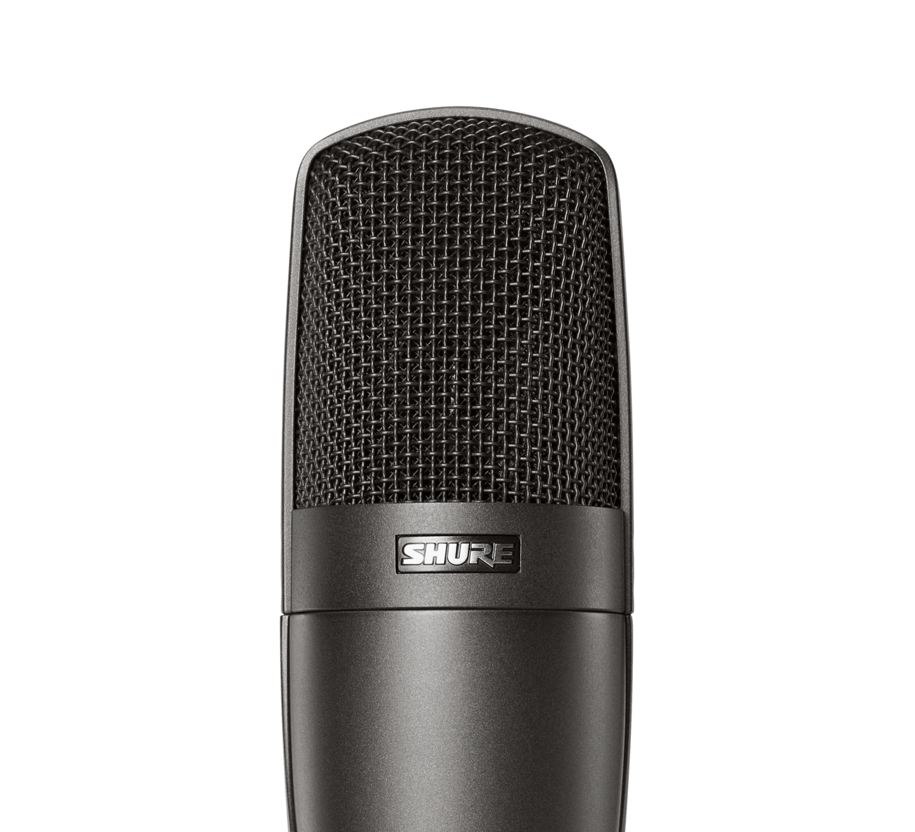 KSM32 - Cardioid Condenser Microphone (Charcoal or Champagne)