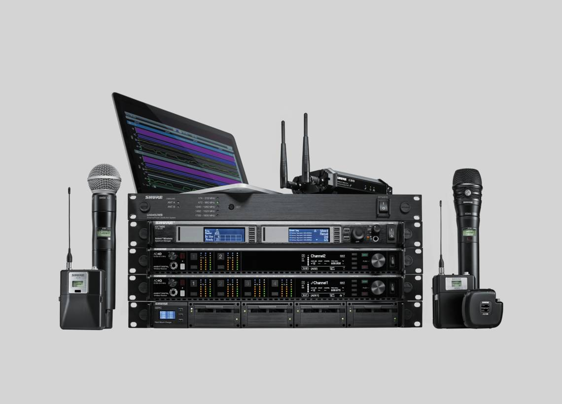 Axient® Digital - Digital Wireless Systems