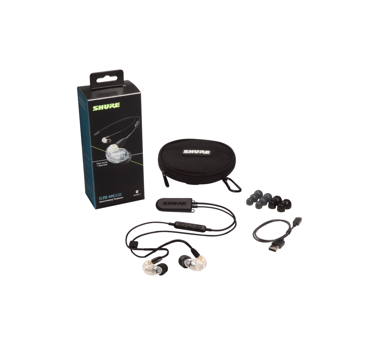 SE215 - Sound Isolating™ Earphones